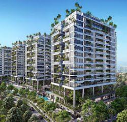 Chung cư Sunshine green Iconic